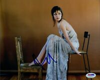 Rose Byrne Signed 8x10 Matte Photo PSA/DNA Authenticated