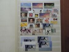BRD Sammlung 2009-2012 - gestempelt - viele Vollstempel - Ortsstempel