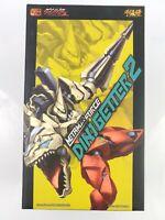 Getter Robo Metamor Force Dino Getter 2 Dinigetter Action Figure US Seller