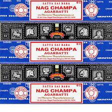 2 Box Super Hit Incense & 3 Box Nag Champa 5 Boxes 15 Grams per Box 2017 Series