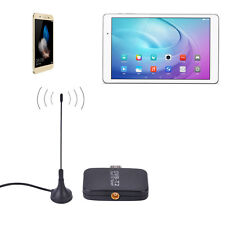 Mini Tragbar Micro USB DVB-T2 DVB-T TV Tuner Stick Dongle Empfänger für Android