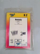 Staubsaugerbuetel R 2 für Rowenta SONDERABVERKAUF