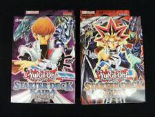 Yugioh Unlimited Starter Deck Yugi & Kaiba Reloaded LOT of 10 FACTORY SEALED!!