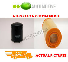 DIESEL SERVICE KIT OIL AIR FILTER FOR FIAT DUCATO 11 2.0 84 BHP 2002-06
