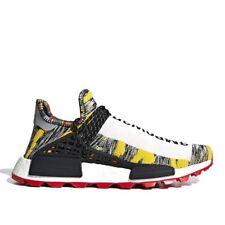 "adidas Originals by Pharrell Williams ""SOLARHU"" Afro HU NMD Yellow Size 7us"