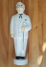 kentucky fried chicken, colonel harland sanders figural bank 1970's canadian