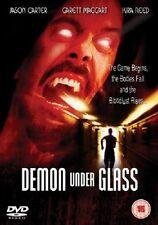 DEMON UNDER GLASS DVD Jason Carter Garett New and Sealed Original UK Release R2