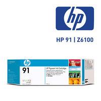 HP 91 Cyan Patrone C9467A (9467) | Designjet Z6100 _(11)