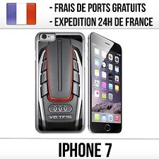 Coque iPhone 7 - Audi V8 (2)