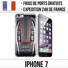 Coque iPhone 7 - Audi V8 (2)