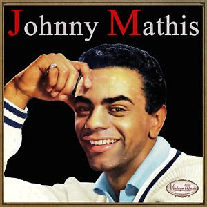 JOHNNY MATHIS CD Vintage Vocal Jazz / Misty, Chances Are, Winter Wonderland