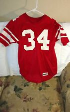 Wisconsin Badgers Jersey - Large - Throwback