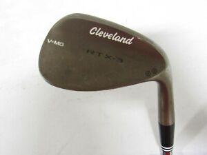 Used RH Cleveland RTX-3 Single 48* Wedge - Wedge Flex Steel
