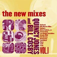 Quincy Jones New mixes 1 (2004, & Bill Cosby)  [CD]