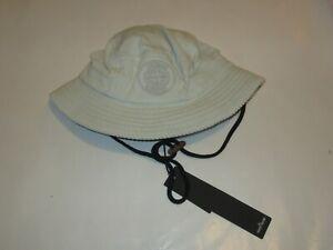 SUPREME x Stone Island Corduroy Crusher STONE Bucket Hat Small/Medium NEW F/W20