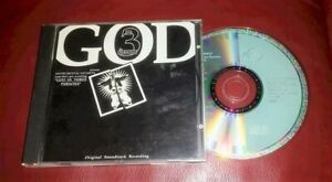 RESIDENTS God In Three Persons Soundtrack CD 1988 Rykodisc RCD 10045 green sil