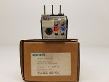 SIEMENS 3UA5200-0K overload relay 0,8..1,25A  - price for 1 relay
