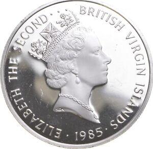 Better - 1985 British Virgin Islands 20 Dollars - TC *463