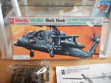 Modelkit Hobby Craft Sikorsky UH-60A Black Hawk on 1:72 in Box