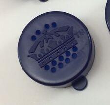 Two (2) Corona Salt and Pepper Shaker Caps Lids for Corona/Coronita Bottles