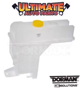 Radiator Coolant Overflow Reservoir Bottle Tank w/Cap for 02-13 Nissan X-Trail