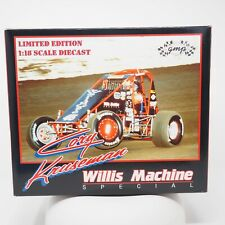 GMP 1/18 7033 Willis Machine Cory Kruseman Wingless Sprint Car