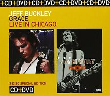 Jeff Buckley - Grace / Live In Chicago [Special Edition CD+DVD] NEW & SEALED
