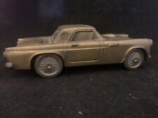 Antique Auto Savings Bank 1955 Ford Thunderbird Banthrico, Chicago DH 1