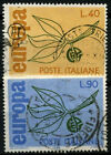 Italy 1965 SG#1138-9 Europa Used Set #D55244
