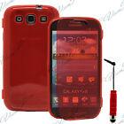 Cover Custodia Portafoglio A libro Silicone Samsung Galaxy S3 i9300 i9305 Neo