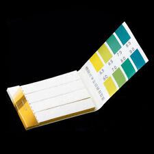 MC PH Litmus Testing Test kit Paper Urine Saliva Acid Alkaline 80 Strips  FB1LC