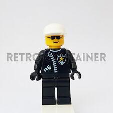 LEGO Minifigures - 1x cop006 - Policeman - Omino Minifig Police Cop 6398 6545