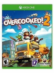 Overcooked! 2 Xbox One VERY GOOD FREE POST + TRACKING!