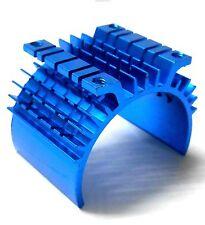 540 550 RC EP Motor Alloy Vented Heatsink Light Blue Top
