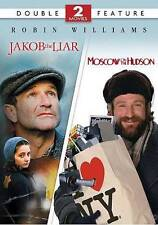 Jakob the Liar/Moscow on the Hudson (DVD, 2015)Double Feature Robin Williams NEW