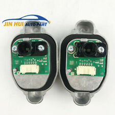 2X New LED Headlight 6 Pins daytime lightsource module BMW 15-18 3'F30 F35 LCl
