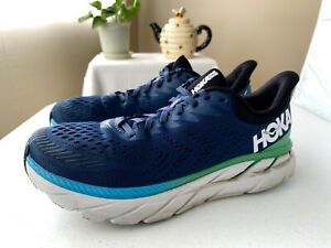 Hoka One One Clifton 7 Men's Running Shoes Size 9.5 US