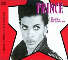 Prince Kiss (Girls and boys;Under the cherry moon; 1989/90)  [Maxi-CD]