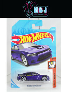 Hot Wheels '15 Dodge Charger SRT Muscle Mania 3/10 313/365 (Aussie Seller)