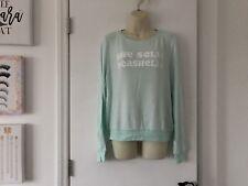 Wildfox She Sells Seashells BBJ Baggy Beach Jumper Sweater Sweatshirt Small S