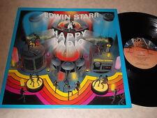 Edwin Starr: Happy Radio LP