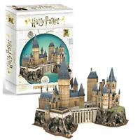 University Games 7565 Harry Potter Hogwarts Castle 3D Puzzle