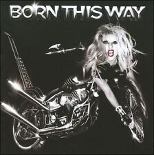 Born This Way by Lady Gaga (CD, May-2011, Kon Live)
