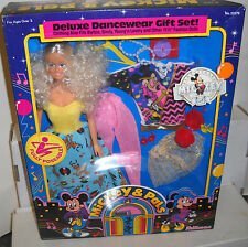 #7577 NRFB Vintage Shillman Mickey & Pals Deluxe Dancewear Fashion Doll Giftset