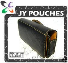 Leather Pouch Case Cover for LG KE/KU-990 KE990 VIEWTY