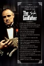 The Godfather Everything I Know 24x36 Poster PA31625