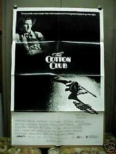 THE COTTON CLUB, nr mint orig 1-sht / movie poster (Francis Ford Coppola)