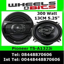 """PIONEER TS-A1323i 3 voies 13 cm 130mm 5,25 """"pouces voiture porte haut-parleur 600 watts un paire"""