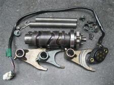 02 Suzuki GSXR GSX-R 600 Shift Drum & Forks 27E