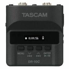 Tascam Dr 10CS Micro Grabadora PCM lineal para Sennheiser micrófonos de corbata